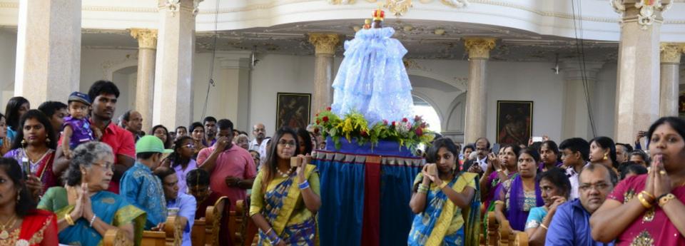 Recherche n° 23 Philip Xavier Arul <br />Nouvelle évangélisation : Vie chrétienne des immigrés tamouls sri lankais en France […]