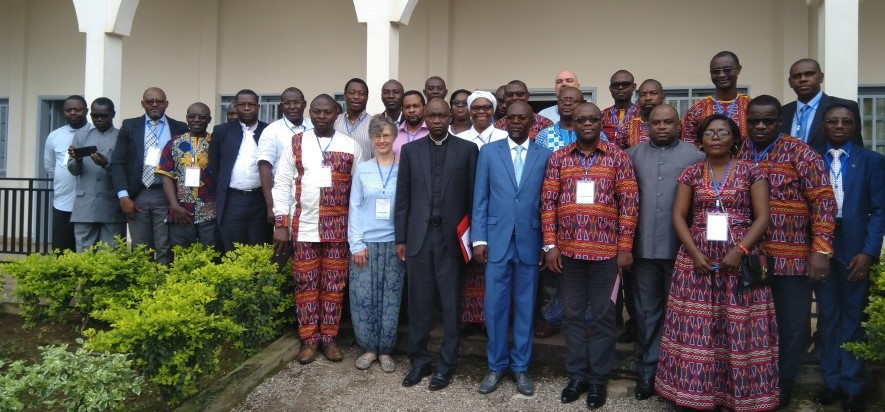 Actes n° 19 Église et bien-être partagé en Afrique. Yaoundé, du 10-13 juillet 2019